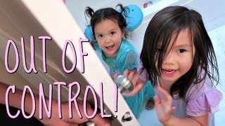 OUT OF CONTROL! - July 05, 2016 -  ItsJudysLife Vlogs