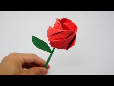 Origami Rose Jo Nakashima