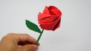 Origami Rose (Jo Nakashima)