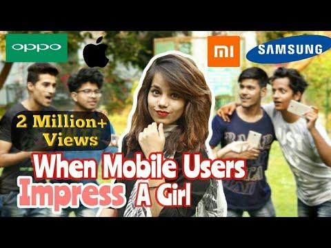 Xxx Mp4 WHEN MOBILE USERS IMPRESS A GIRL Iphone Users Redmi MI Oppo F11 Samsung Users BKLOL AddA 3gp Sex