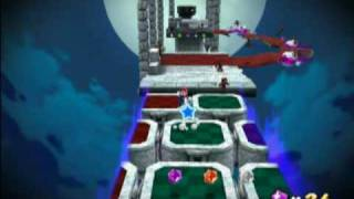 Super Mario Galaxy 2 - Haunty Halls Galaxy - Spooky Cosmic Clone Chase | WikiGameGuides
