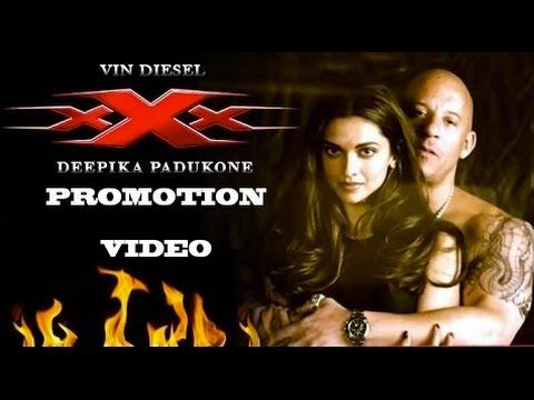 Xxx Mp4 QuotxXxquot Return Of Xander Cage 2017 HD Full Movie Promotional Event Vin Diesel Deepika Padukone 3gp Sex