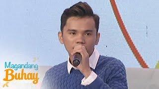 Magandang Buhay: Jovany's humble beginning