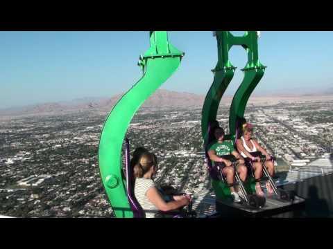 Insanity ride Stratosphere Las Vegas
