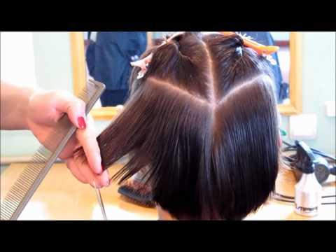 Стрижки на короткие волосы технология выполнения с