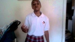 Samya singing Lemonade Mouth