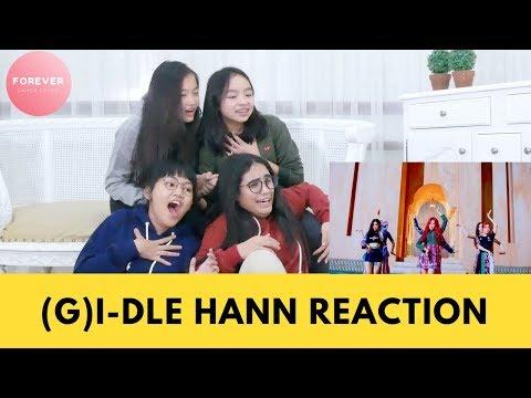 Download Lagu (여자)아이들((G)I-DLE) - '한(一)(HANN(Alone))' Official Music Video REACTION MP3