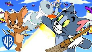 Tom & Jerry | Tom & Jerry Save Earth | WB Kids
