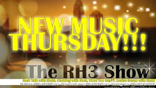 The RH3 Show - WYST: New Music Thurs.: Isaac Carree - Right Now