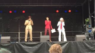 Harmoonics feat. Ditte Schupp: Three Lights - Search for your love @AnimagiC 2016