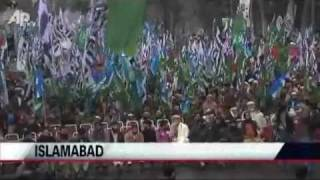 Anti-Nato Rally in Pakistan Is Punjabi ISI Anger Over Baluchistan Independence Cause!!