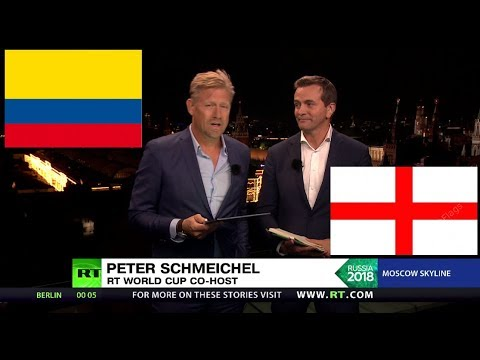 Xxx Mp4 It Wasn't A Great Game… Peter Schmeichel Talks Colombia V England 3gp Sex