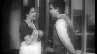 meri kahani bhoolne wale tera jahan aabaad rahe..film deedar 1951