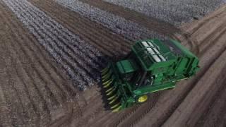 2016 Schwartz Cotton Harvest