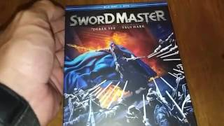 Unboxing | Well Go USA's Sword Master ( 2016)