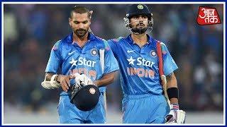 Shikhar Dhawan, Virat Kohli Star In India's Resounding Win Over Sri Lanka :Shatak Aaj Tak