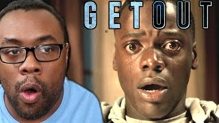 GET OUT Movie Review (NO SPOILERS) and