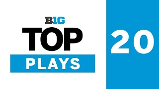 Top 20 Plays of the Year | B1G Women's Lacrosse