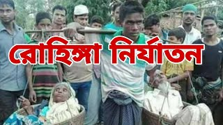 rohingya dorson full video l দেখুন রোহিঙ্গাদের গন ধর্ষনের ভিডিও