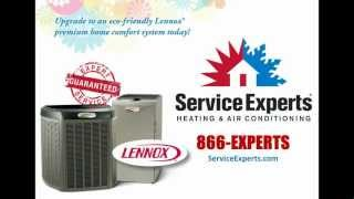 Service Experts Heating & Air Conditioning Radio Commercial - Funny Auction