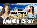 AMANDA CERNY - Before They Were Famous - PLAYBOY PLAYMATE