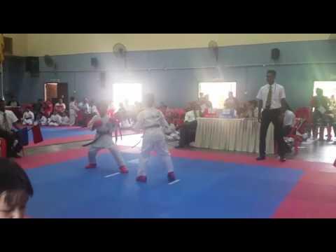 Karate do sparring by darius