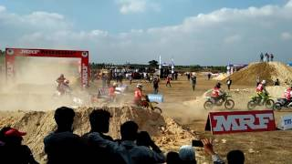 Bangalore bike racing