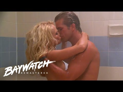 Xxx Mp4 Steamy Shower Scenes From Baywatch Including The Famous CJ Amp Cody Scene Baywatch Remastered 3gp Sex