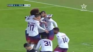 هدف مباراة ( الكوكب المراكشي 0-1 أولمبيك آسفي ) الدوري المغربي