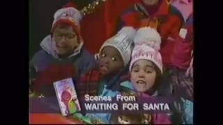 Closing to Riding In Purple Guy's Car 1995 VHS (Hats Off To B.J.!)