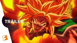 Dragon Ball Super: Broly - Tráiler Oficial #3 (Español Latino)