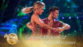 Judges' Pick: Gemma Atkinson & Aljaž Skorjanec Paso Doble to Viva La Vida - Final 2017