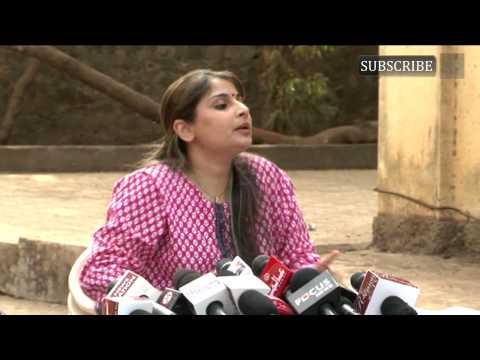 Press conference of Inder Kumar's wife Pallavi about rape case   Part 4