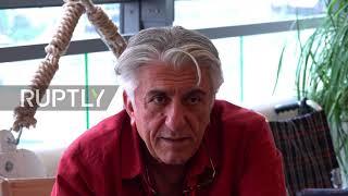 Iran: Director Oliver Stone holds workshop for film festival