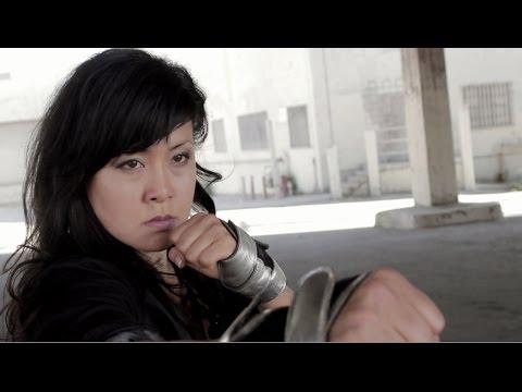 Asian Girl Kicking A$$  - Stunt Woman Martial Artist PeiPei (6 min)