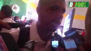 CAN 2013 : TUN 1-0 ALG, réaction de Feghouli
