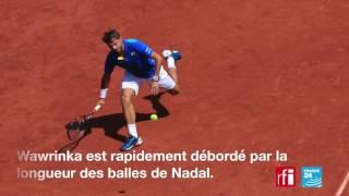 [Video] Roland-Garros 2017: Nadal entre dans la légende