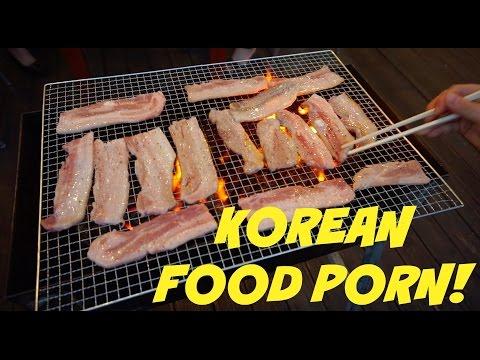 Korean Food Porn