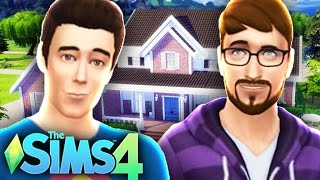 MOVING IN DENIS, ALEX & CORL! - Sims 4
