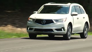 2017 Acura MDX Sport Hybrid - Complete Review