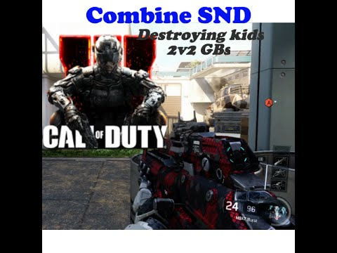 Black Ops 3: Dubs GB Combine Search 11-1 w/ the gay boy Gucci