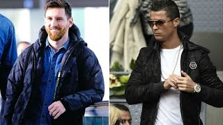 Differences between Lionel Messi and Cristiano Ronaldo | HD