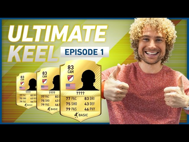Ultimate Keel - Episode 1 | MLS Ultimate Team Series