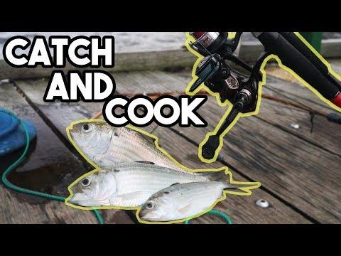 CRABBING n FISHING by the BEACH(SEMBAWANG) | FACEPALMFISHING