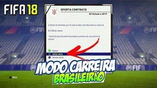 Rincón No Corinthians ??? - Fifa 18 Modo Carreira Brasileirão EP36