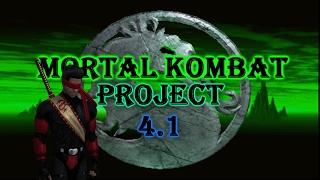M.U.G.E.N Mortal Kombat Project 4.1 - Kenshi (Ladder)