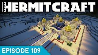 Hermitcraft IV 109 | 1.11 SQUID FARM UPGRADE | A Minecraft Let's Play