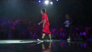 Taisuke vs  Lil Ceng Red Bull BC One 2008 HD