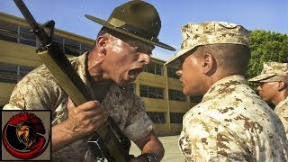 U.S. Marine Corps discipline....but with Wii music
