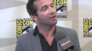 Solomon Kane - Comic-Con 2009 Exclusive: James Purefoy